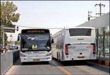 Photo of احتمال افزایش بهای استفاده از اتوبوس درون شهری مشهد در سال 99