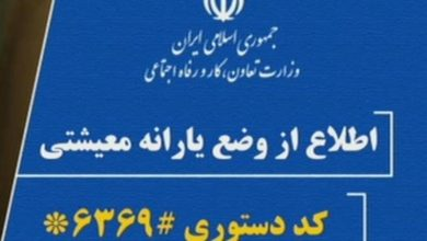 Photo of وزارت کار تقصیر اختلال سامانه #۶۳۶۹* را گردن همراه اول انداخت