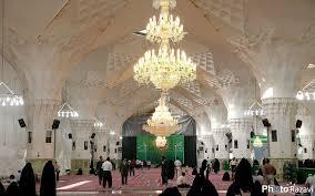 Photo of تشریح برنامههای عزاداری ایام فاطمیه در بارگاه حضرت رضا(ع)