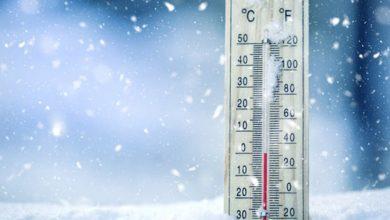 Photo of میانگین دمای هوا در خراسان رضوی ۱۰ درجه کاهش یافت