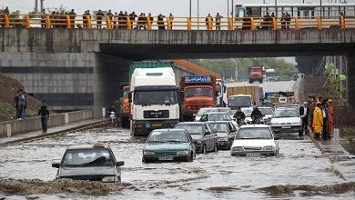 Photo of هشدار لغزندگی معابر و اختلال در سیستم حمل و نقل بر اثر بارندگی