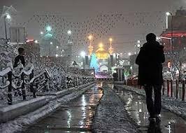 Photo of مشهدیها منتظر برف باشند