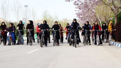 Photo of یک سوم دوچرخهسواران حرفهای کشور بانوان هستند