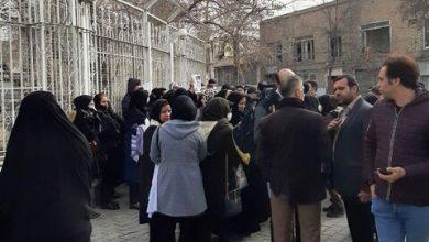 Photo of پرستاران مشهدی به استانداری خراسان رضوی مراجعه کردند