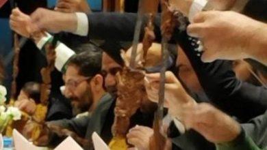 Photo of میهمانی حاشیهساز مجازیها در مشهد