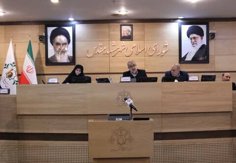 Photo of اعضای شورای شهر مشهد با ترک جلسه به توضیحات شهردار واکنش نشان دادند