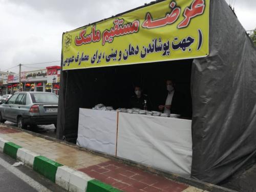 Photo of استقرار جایگاه های فروش و توزیع ماسک، دستکش و مواد ضدعفونی کننده