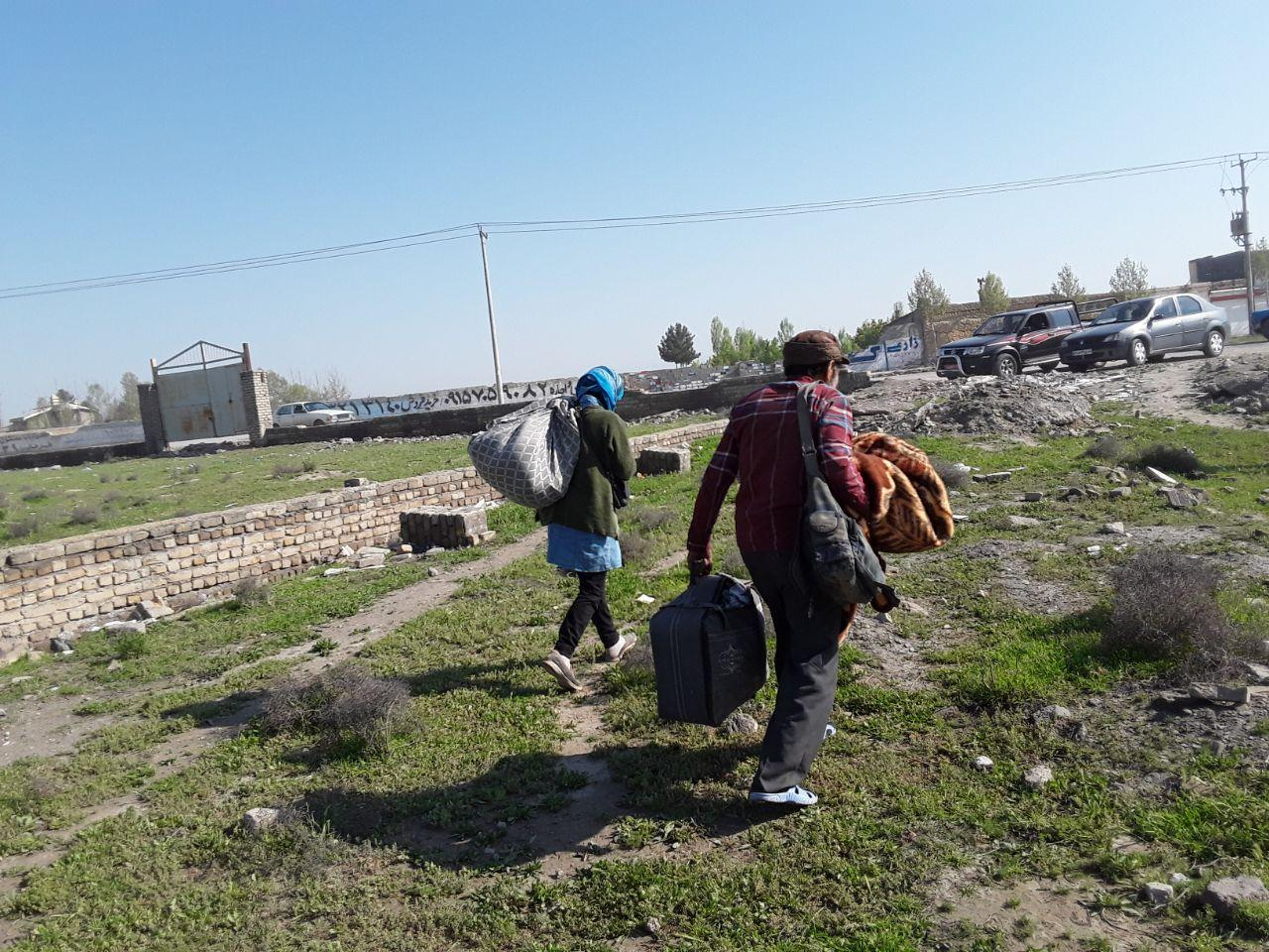 Photo of قصه آلونک نشینان؛آیا قرار است، چرخ اعتیاد همچنان بچرخد؟!
