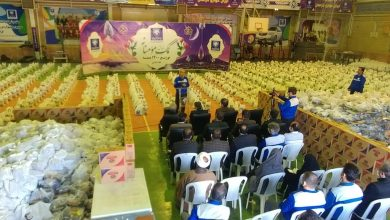 Photo of برگزاری رزمایش مواسات، همدلی و کمک مومنانه در ایران خودرو خراسان