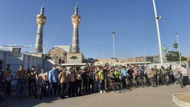 Photo of اصحاب رسانه در مشهد یاد و خاطره قیام ۱۵ خرداد را گرامی داشتند