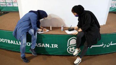 Photo of تست کرونای بازیکنان تیم فوتسال بانوان خراسان رضوی انجام شد