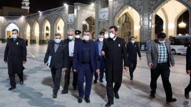 Photo of حریرچی: تا اطلاع ثانوی به مشهد و سایر شهرهای زیارتی سفر نکنید