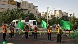 Photo of اجرای سرود در ۸۸۸ نقطه از محلات مشهد در دهه کرامت