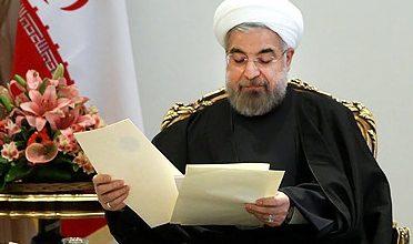 Photo of نامه روسای کمیسیونها به روحانی حرکتی بیثمر و نمایشی است
