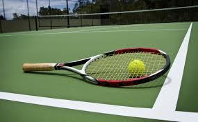 تصویر ساخت زمینهای ورزشی اختصاصی تنیس در مشهد آغاز شد