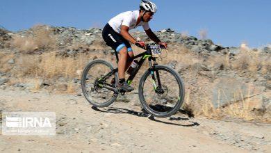 تصویر مسابقات دوچرخهسواری کوهستان خراسان رضوی برگزار شد